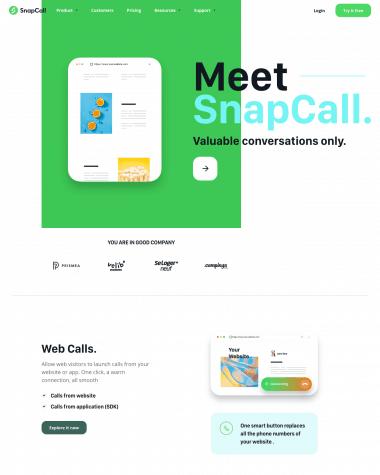snapcall