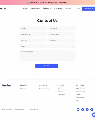 testim-contact-us