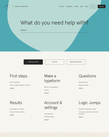 typeform-faq