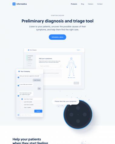 infermedica-features