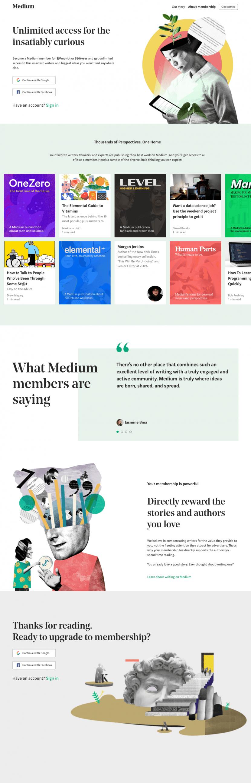 medium-pricing-page