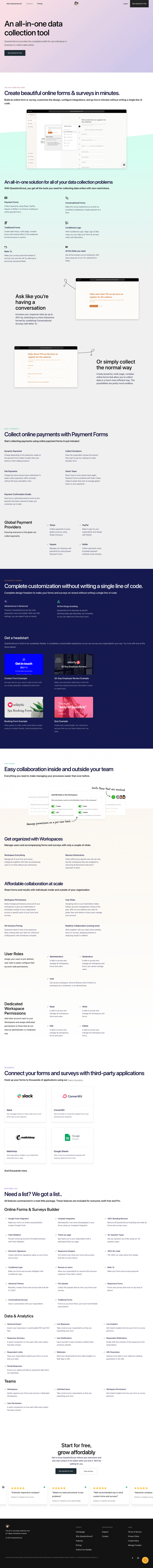 questionscout-features-page