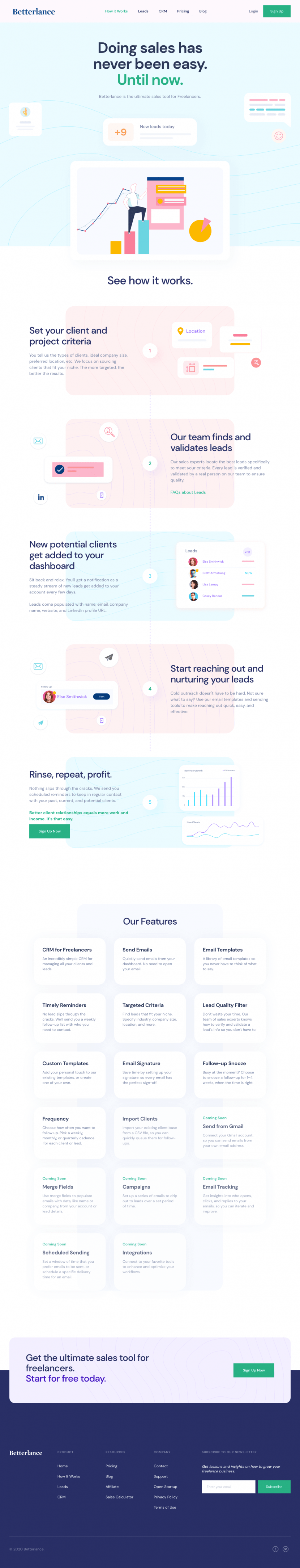 betterlance-features-page
