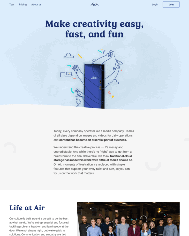 air-about-us-page